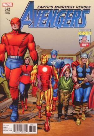 Avengers (2017-2018)#672D