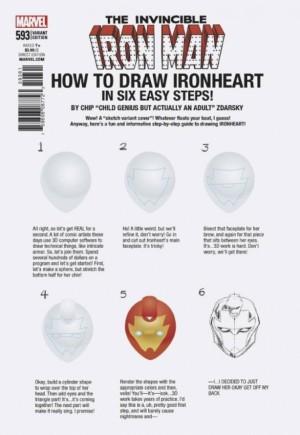 Invincible Iron Man (2017-Present)#593F