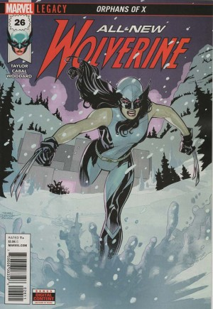 All-New Wolverine (2016-2018)#26