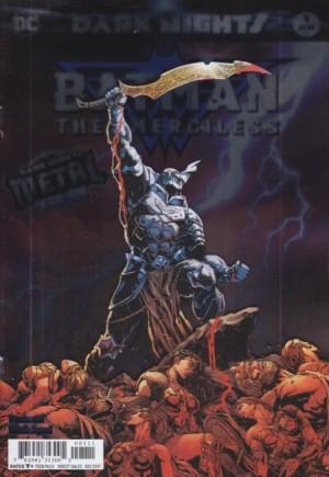 Batman: The Merciless#1A
