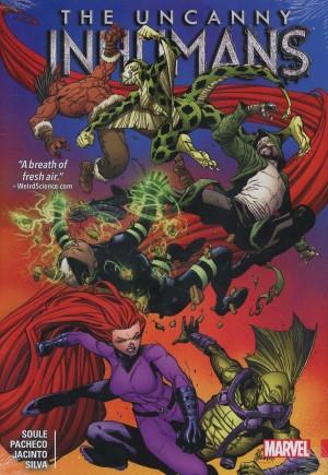 Uncanny Inhumans (2015-Present)#HC Vol 2