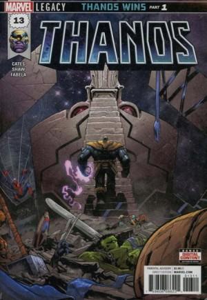 Thanos (2017-2018)#13A