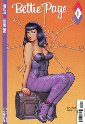 Bettie Page (2017) #5A