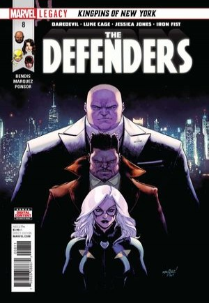 Defenders (2017-Present)#8