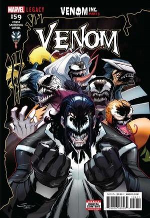 Venom (2017-2018)#159A