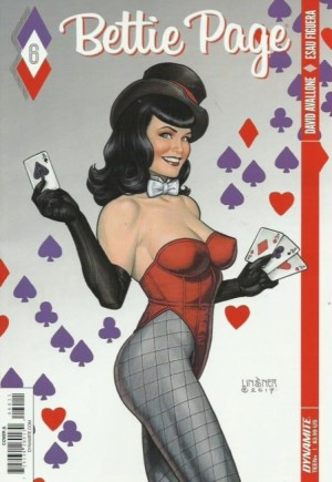 Bettie Page (2017) #6A