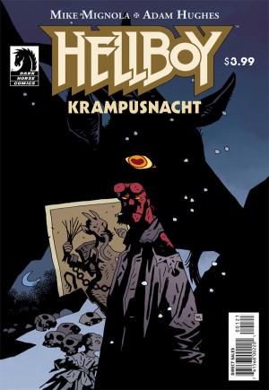 Hellboy Krampusnacht#1B
