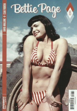 Bettie Page (2017) #6C