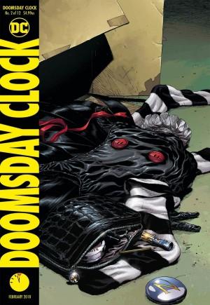Doomsday Clock#2A