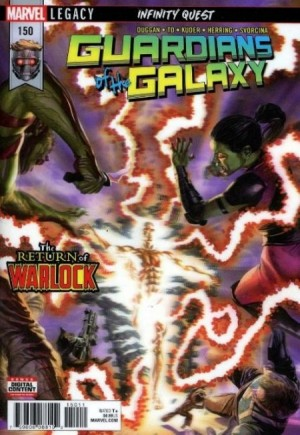 Guardians of the Galaxy (2018)#150A