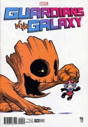 Guardians of the Galaxy (2018)#150F