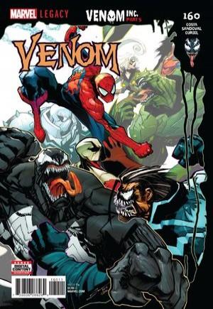 Venom (2017-2018)#160A