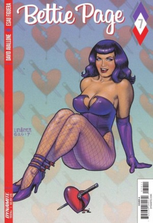 Bettie Page (2017) #7A