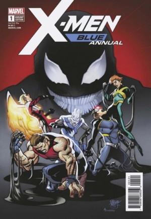 X-Men: Blue (2017-2018)#Annual 1B