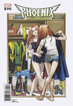 Phoenix Resurrection: Return of Jean Grey#5C