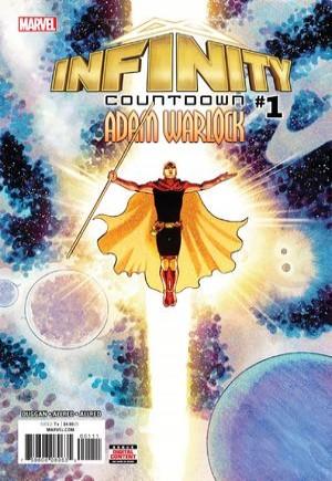 Infinity Countdown: Adam Warlock#1A