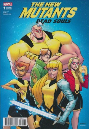 New Mutants: Dead Souls#1C