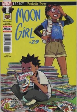 Moon Girl And Devil Dinosaur (2016-Present)#29