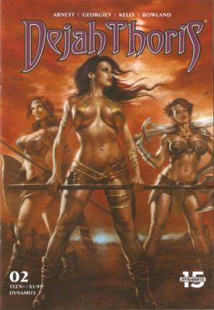 Dejah Thoris (2019-2020)#2A