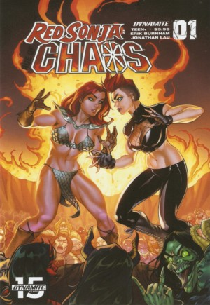 Red Sonja: Age Of Chaos (2020)#1D