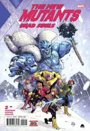 New Mutants: Dead Souls #2A