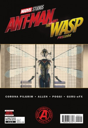 Marvel's Ant-Man And Wasp Prelude#2