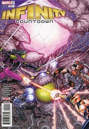Infinity Countdown #2A