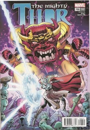 Mighty Thor (2017-Present)#706B