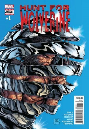 Hunt For Wolverine#1A