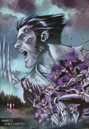 Hunt For Wolverine#1G