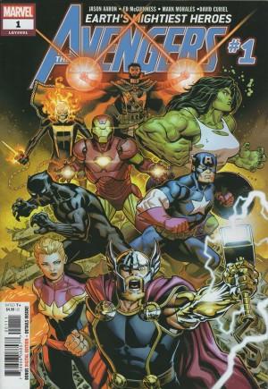 Avengers (2018-2020)#1A
