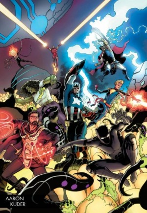 Avengers (2018-Present)#1C