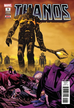 Thanos (2017-2018)#14F