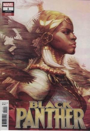 Black Panther (2018-2020)#1D