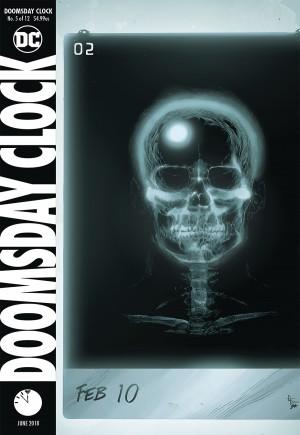Doomsday Clock#5A