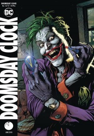 Doomsday Clock #5B