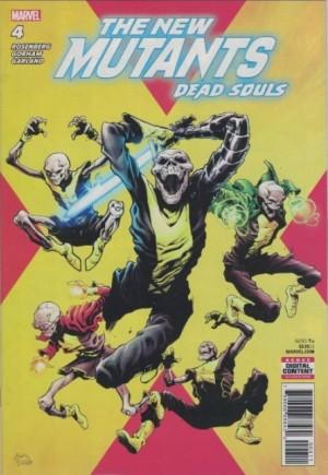 New Mutants: Dead Souls#4