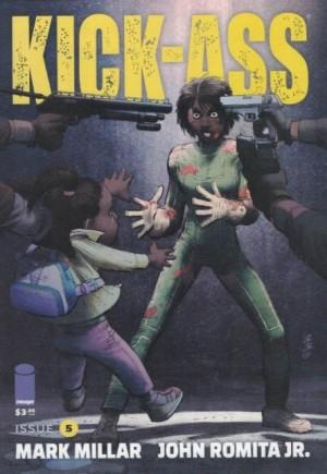 Kick-Ass (2018-Present)#5A