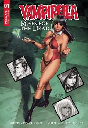 Vampirella: Roses For Dead#1A