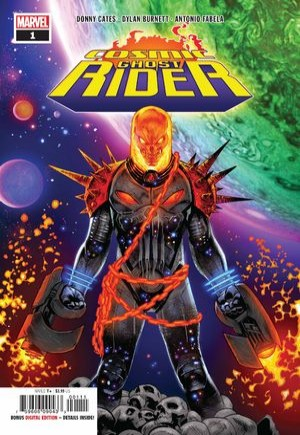 Cosmic Ghost Rider#1A