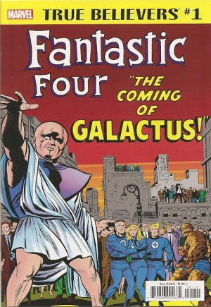 True Believers: Fantastic Four - The Coming Of Galactus #1
