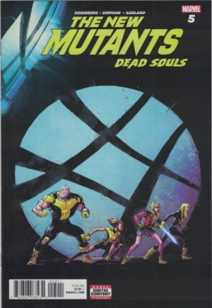 New Mutants: Dead Souls#5