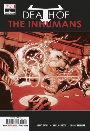 Death Of Inhumans#1F