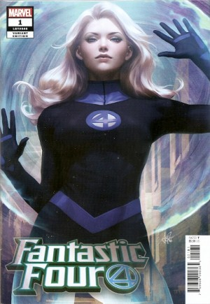 Fantastic Four (2018-2020)#1F