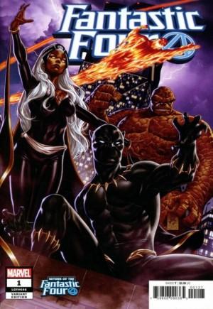 Fantastic Four (2018-2021)#1B
