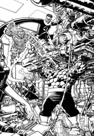 Fantastic Four (2018-2020)#1W