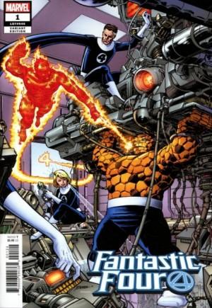 Fantastic Four (2018-Present)#1V