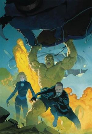 Fantastic Four (2018-2021)#1T