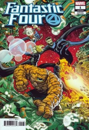 Fantastic Four (2018-Present)#1L