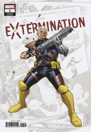Extermination (2018)#1B